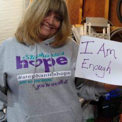 Stephanie's Hope Sweatshirt